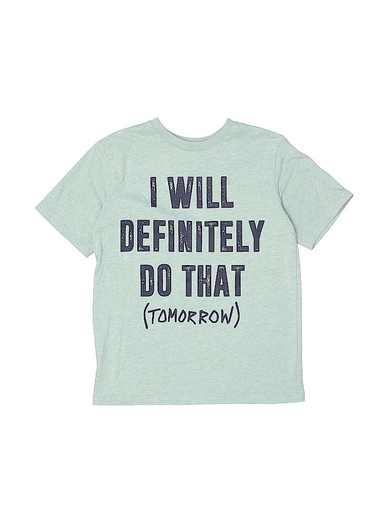 The Children's Place Boys Short Sleeve T-Shirt Size 7 - 8