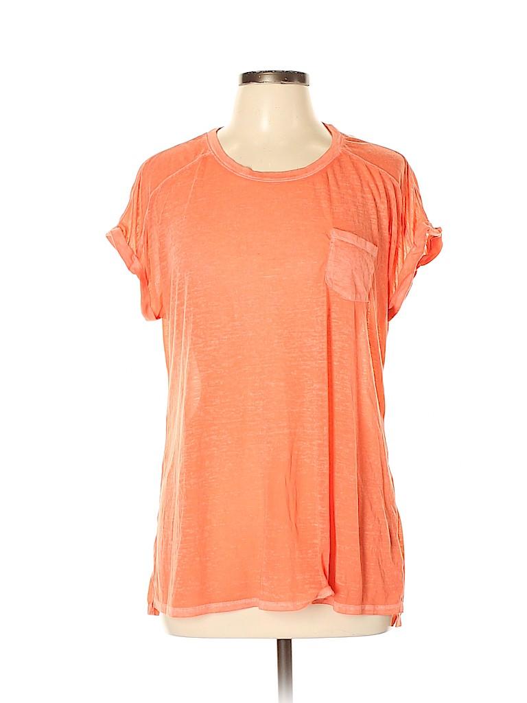 Style&Co Women Short Sleeve T-Shirt Size XL (Petite)