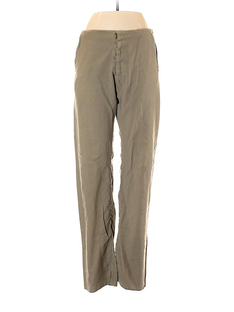 Maison Martin Margiela Women Wool Pants Size 50
