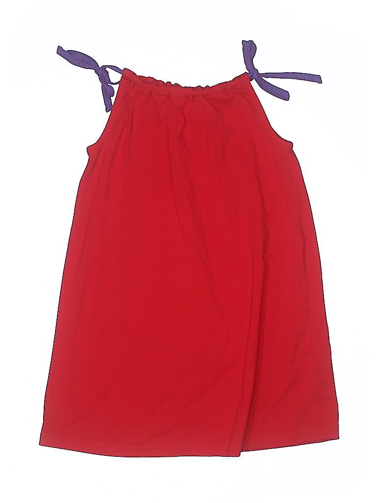 Hanna Andersson Girls Dress Size 120 (CM)
