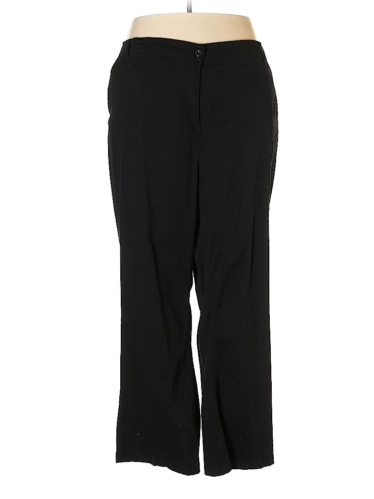 Ellos Women Khakis Size 34 (Plus)