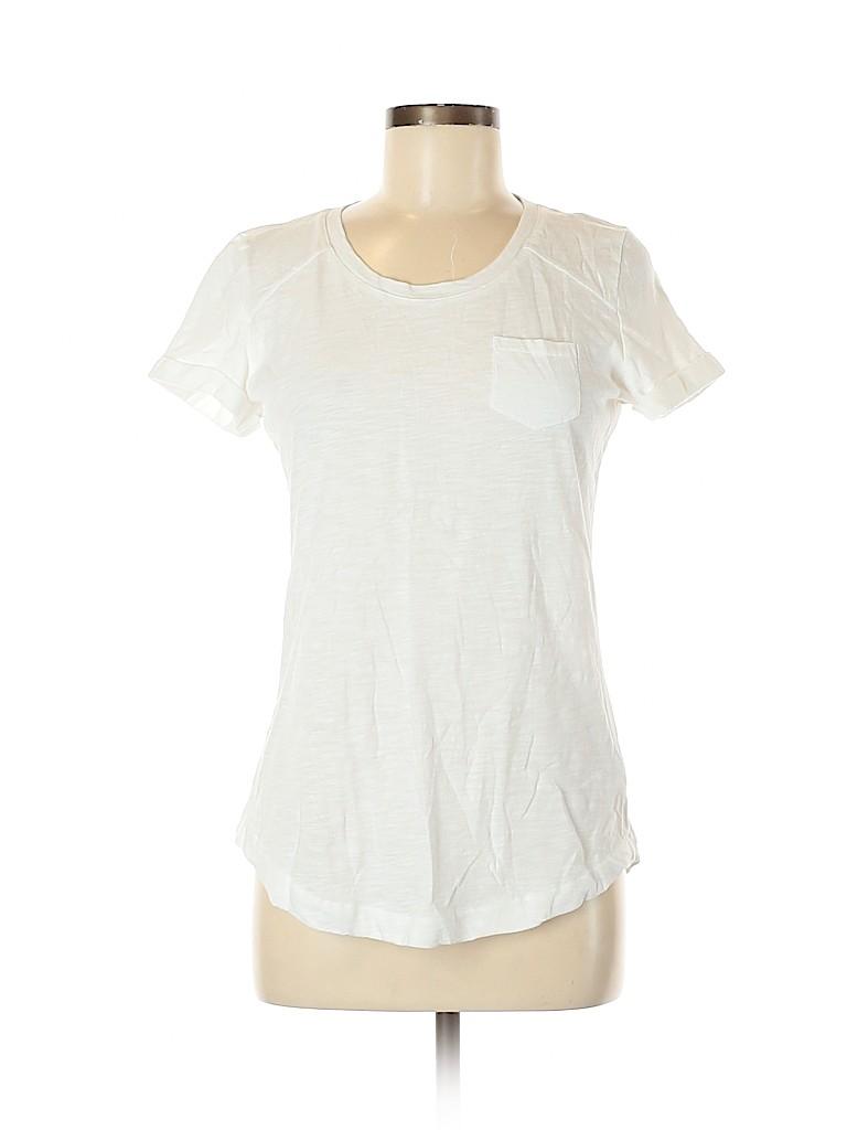 Style&Co Women Short Sleeve T-Shirt Size XS