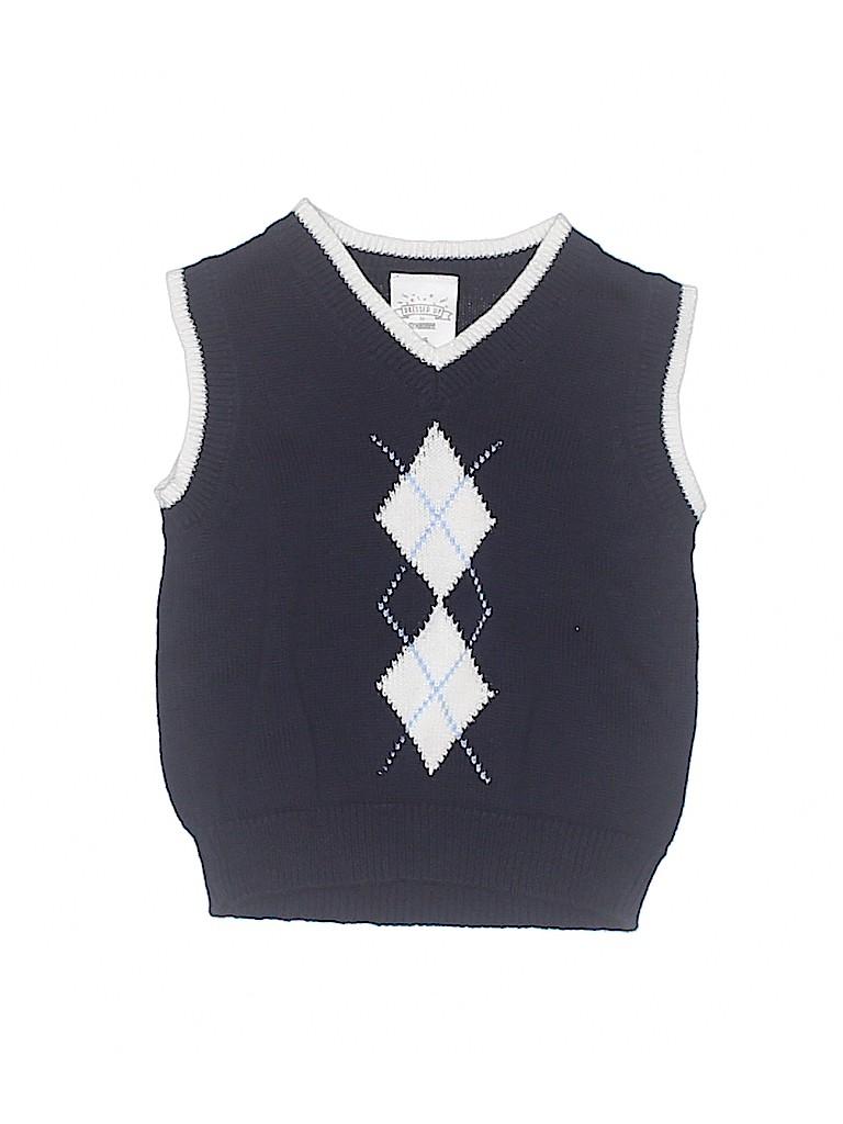Gymboree Boys Vest Size 3-6 mo