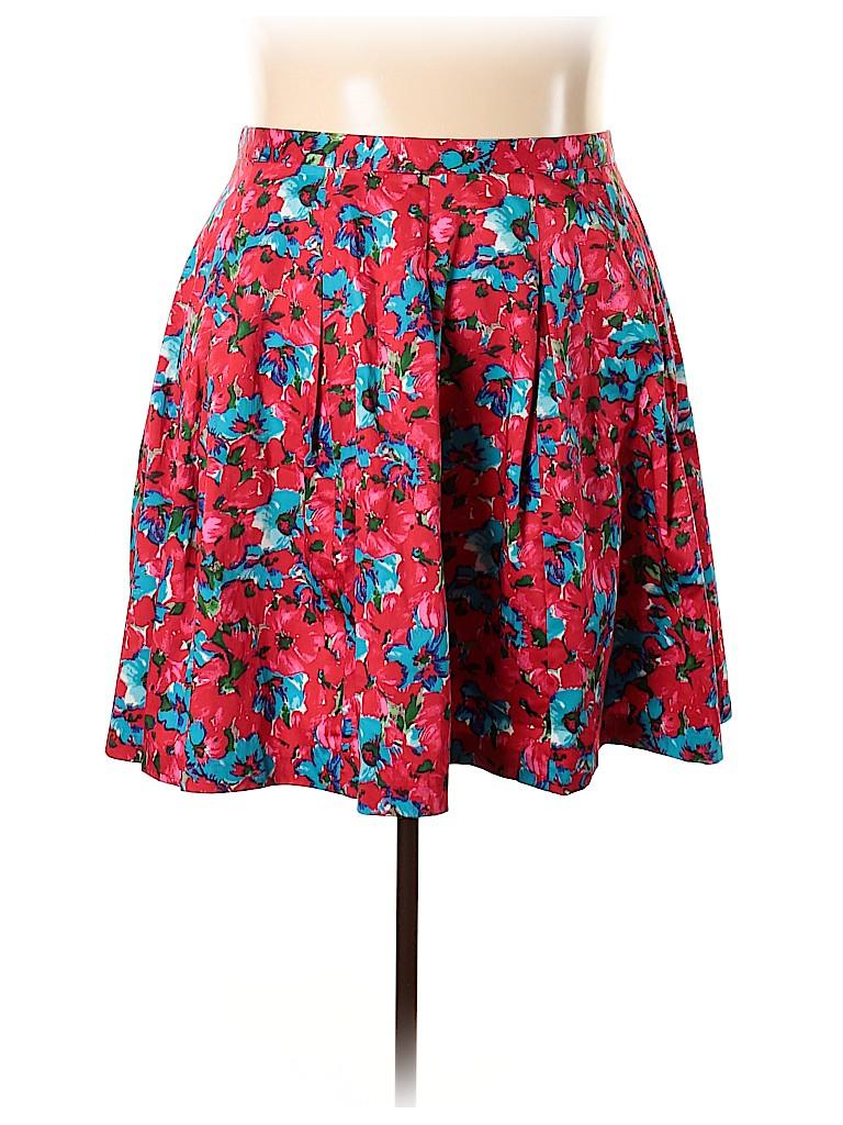 Talbots Women Casual Skirt Size 22W (Plus)