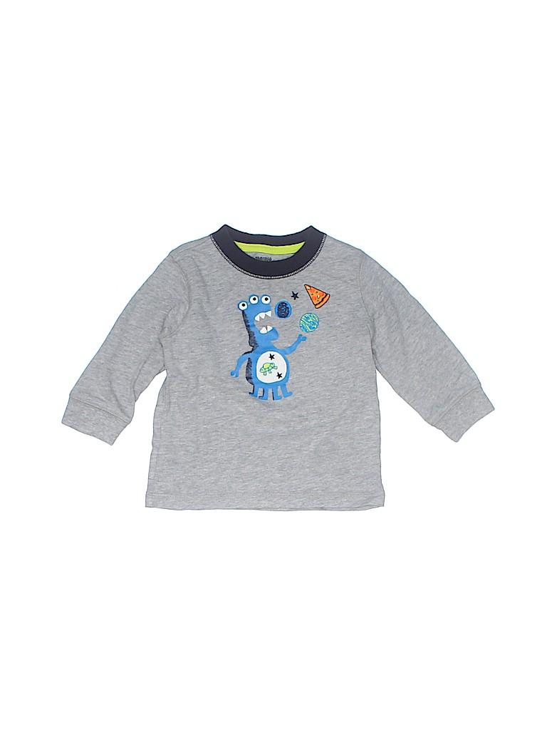Gymboree Boys Long Sleeve T-Shirt Size 6-12 mo