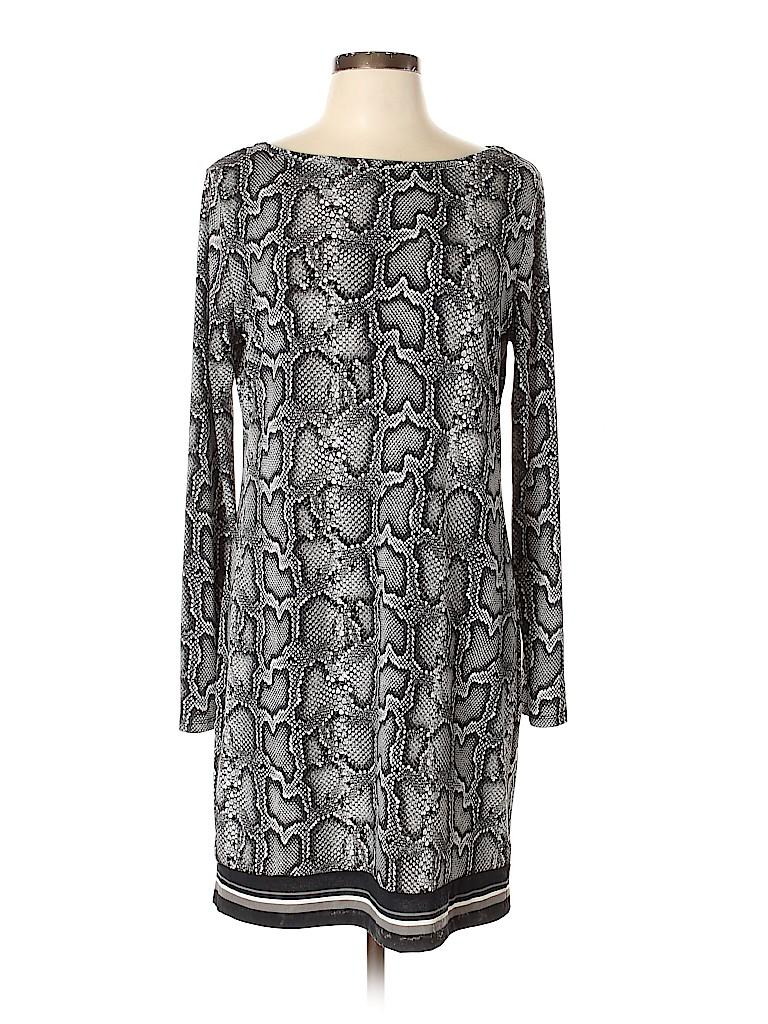MICHAEL Michael Kors Women Casual Dress Size L