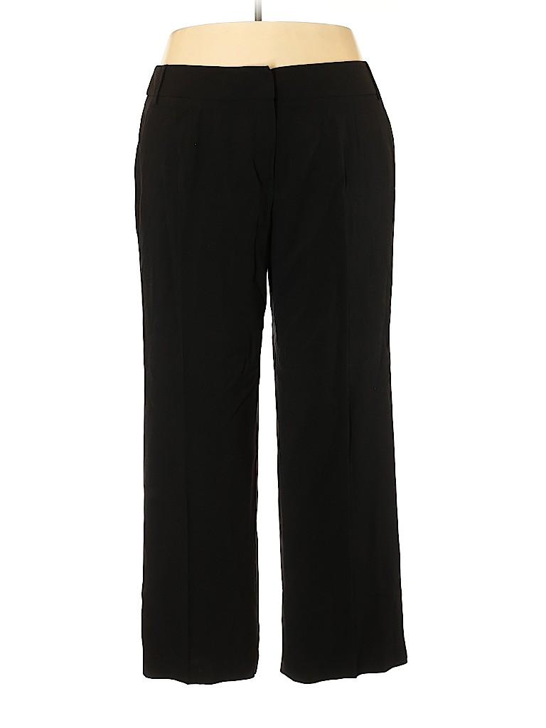 Sandro Women Dress Pants Size 20 (Plus)