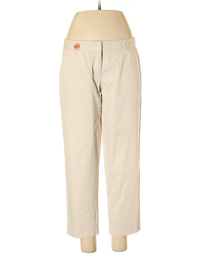 J. Crew Women Khakis Size 10