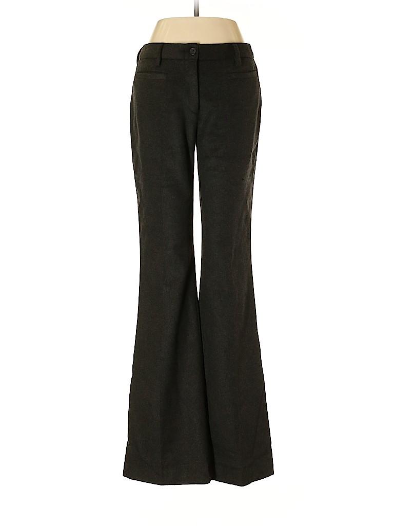 Dolce & Gabbana Women Wool Pants Size 42 (IT)