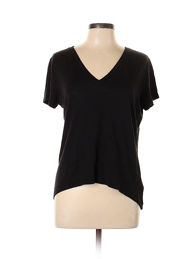 MICHAEL Michael Kors Women Short Sleeve T-Shirt Size L