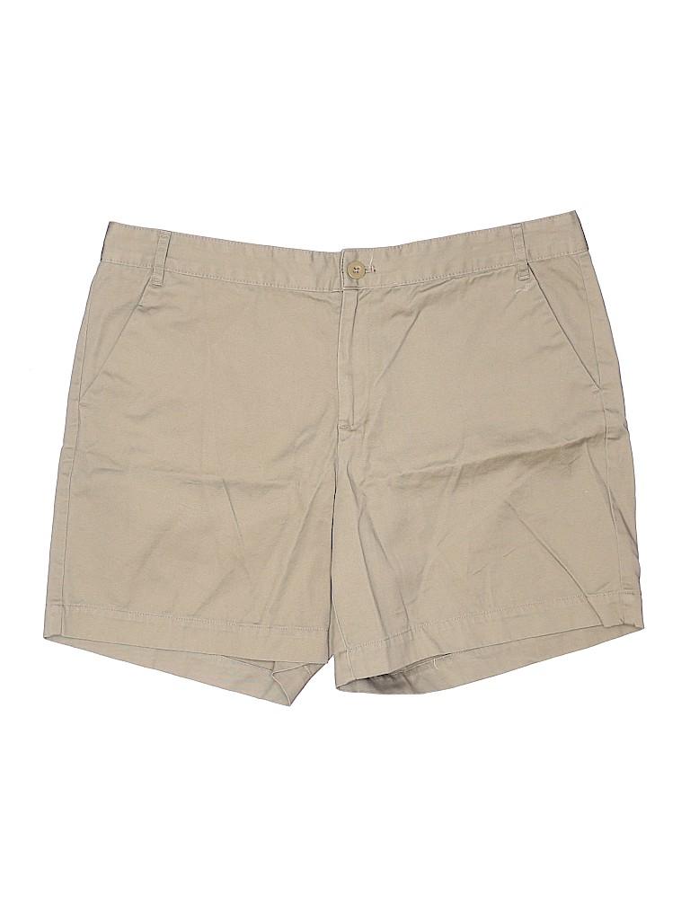 American Living Women Shorts Size 14