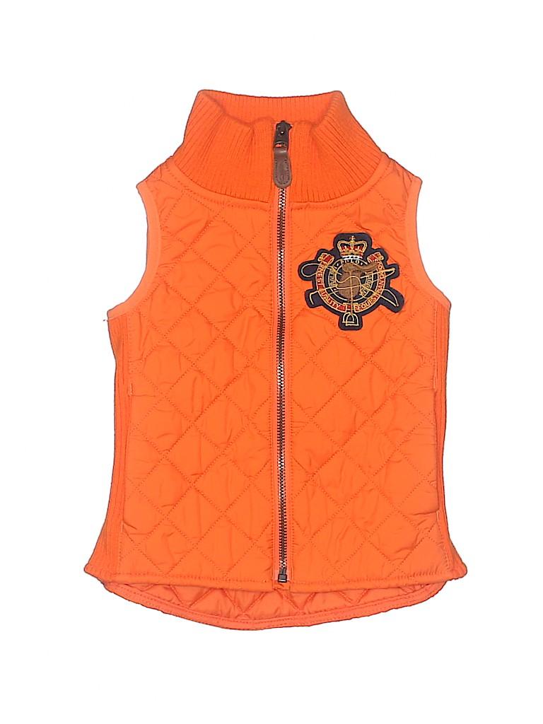 Ralph Lauren Boys Vest Size 3