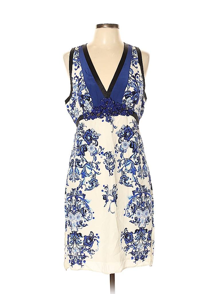 Roberto Cavalli Women Casual Dress Size 46 (IT)