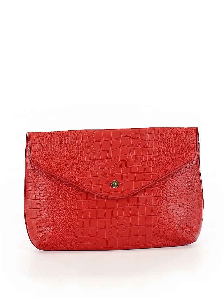 Eric Javits Women Leather Shoulder Bag One Size