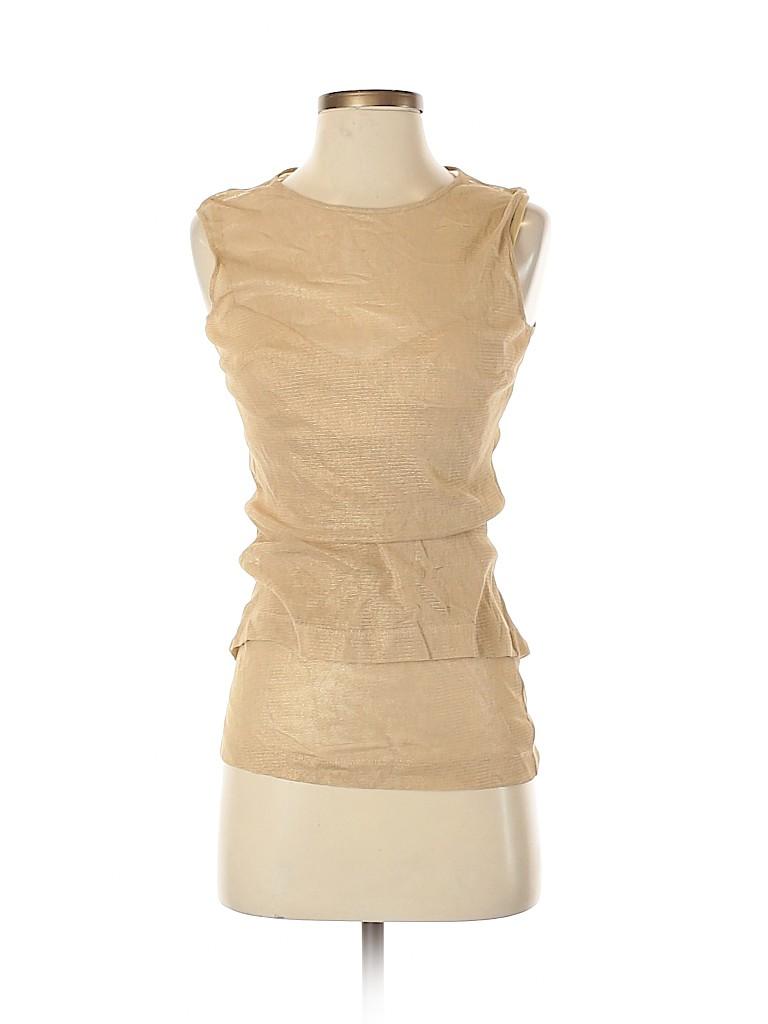 Robert Rodriguez Women Sleeveless Blouse Size 0