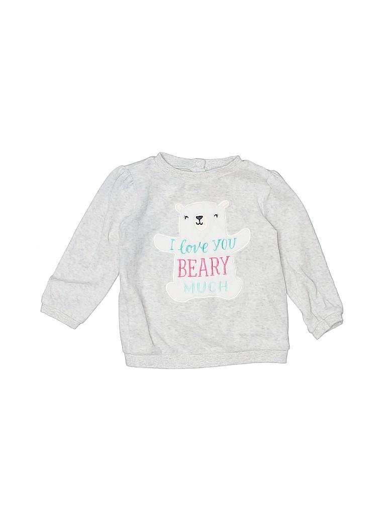 Gymboree Girls Sweatshirt Size 12-18 mo