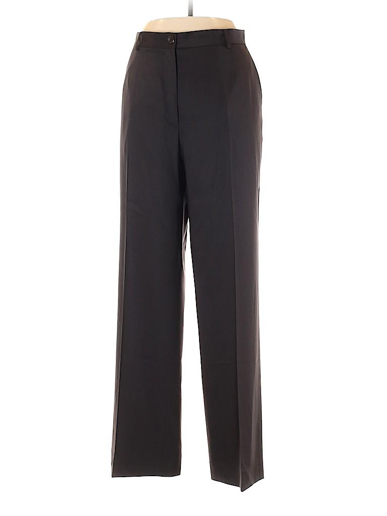 Zanella Women Wool Pants Size 12