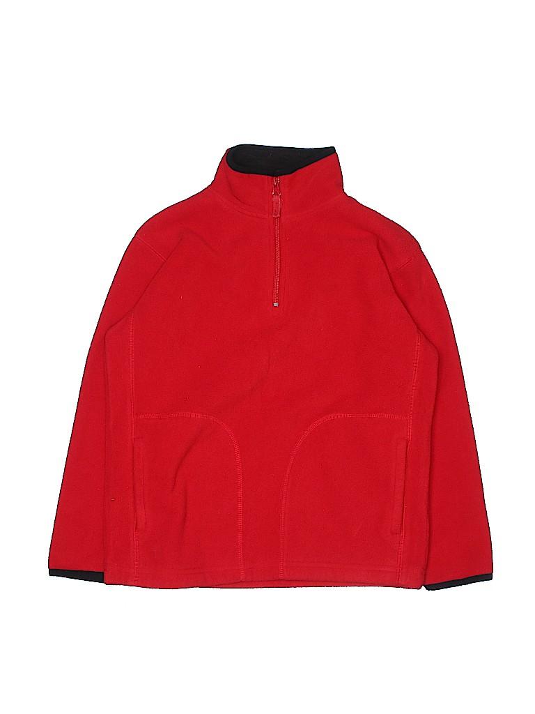 Old Navy Boys Fleece Jacket Size M (Youth)