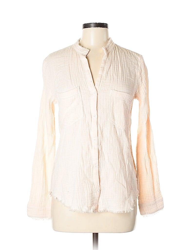 Cloth & Stone Women Long Sleeve Blouse Size XS