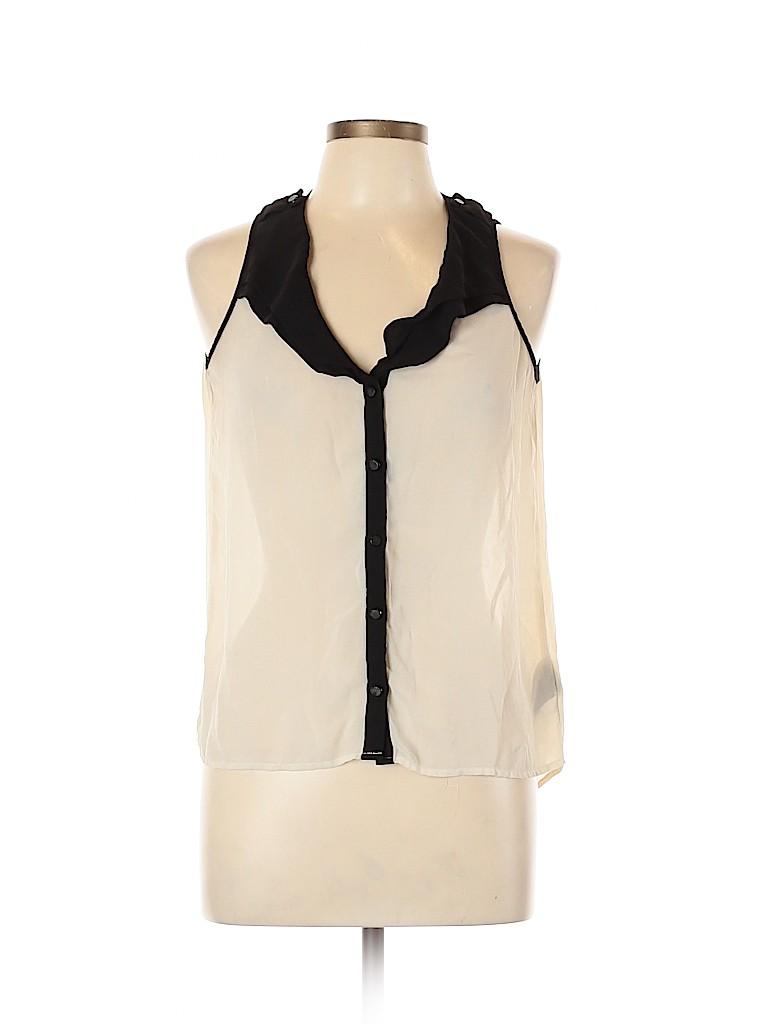 G by GUESS Women Sleeveless Blouse Size L
