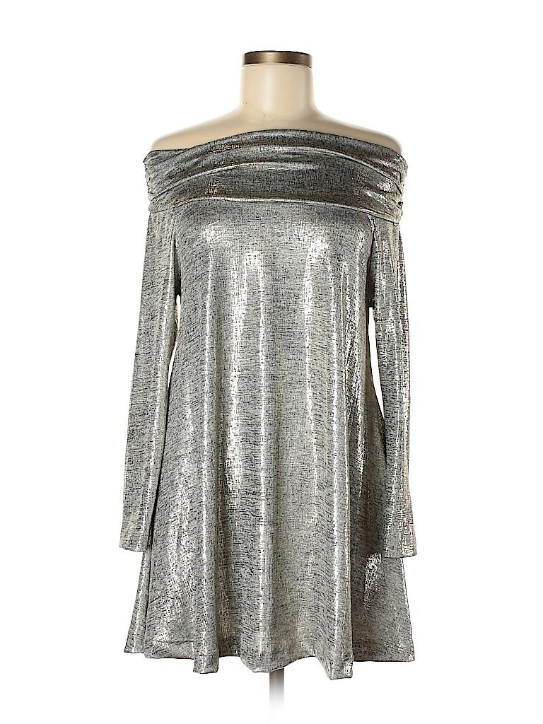 Nally & Millie Women Casual Dress Size Sm - Med