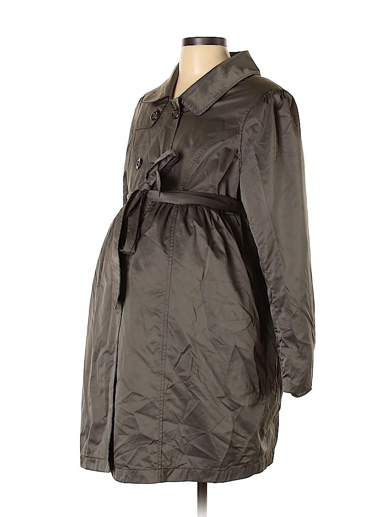 Liz Lange Maternity for Target Women Coat Size L (Maternity)