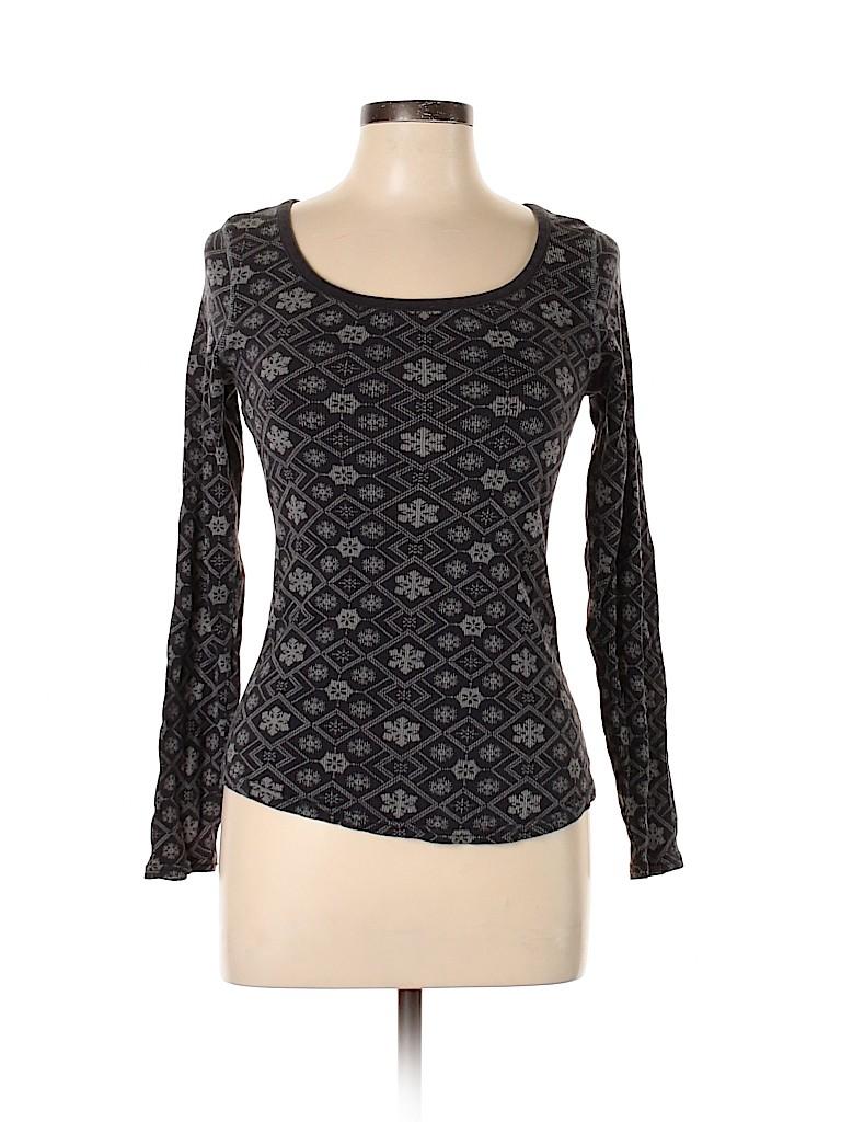Op Women Long Sleeve Top Size 11 - 13