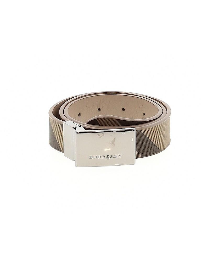 Burberry Women Belt Size S