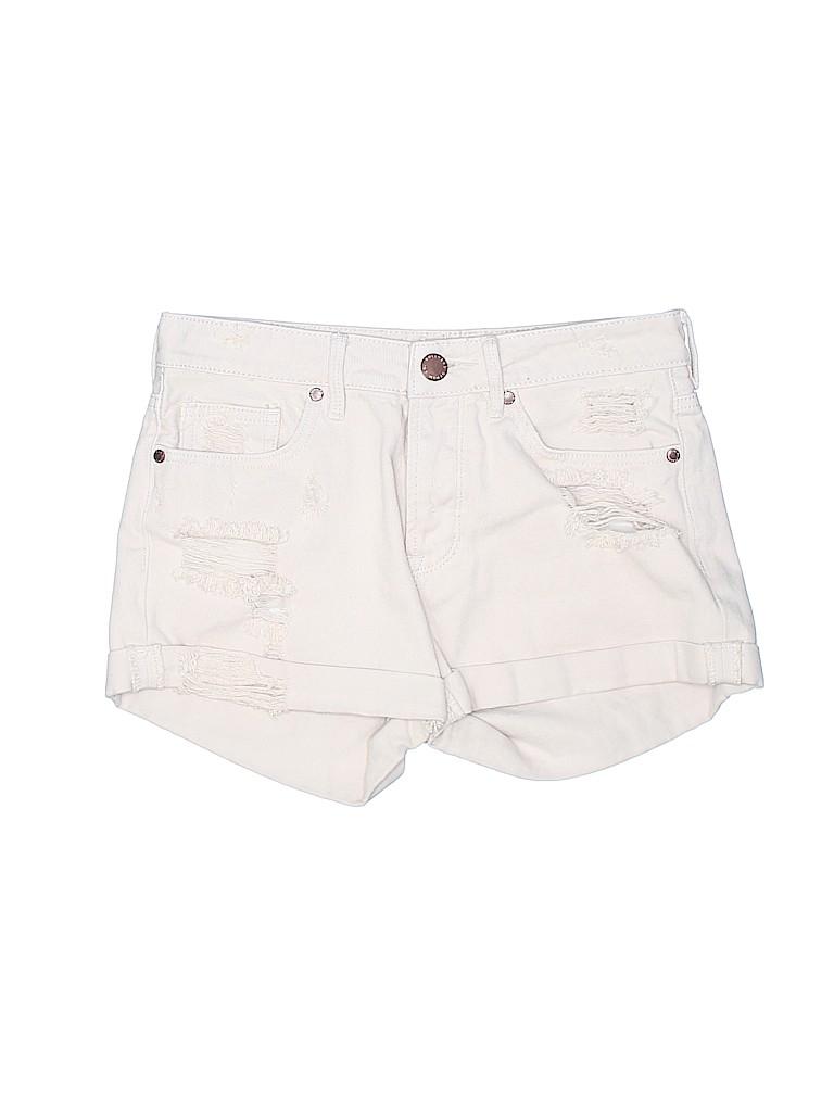 Bullhead Women Denim Shorts 25 Waist