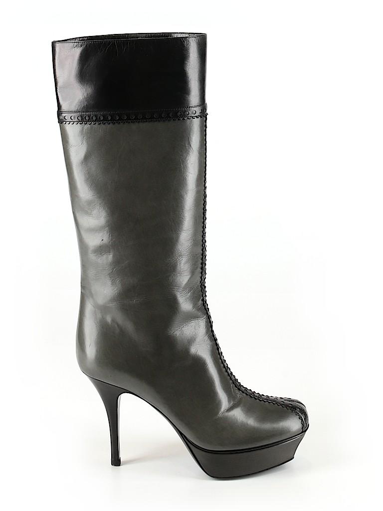 Yves Saint Laurent Women Boots Size 36.5 (EU)