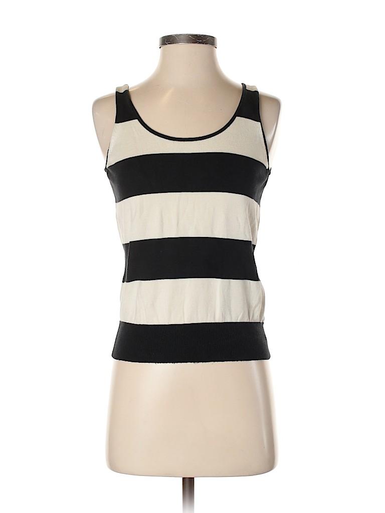 Lauren by Ralph Lauren Women Sleeveless Silk Top Size S