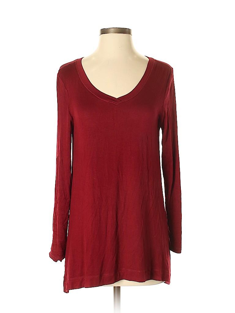 Hannah Women 3/4 Sleeve T-Shirt Size S