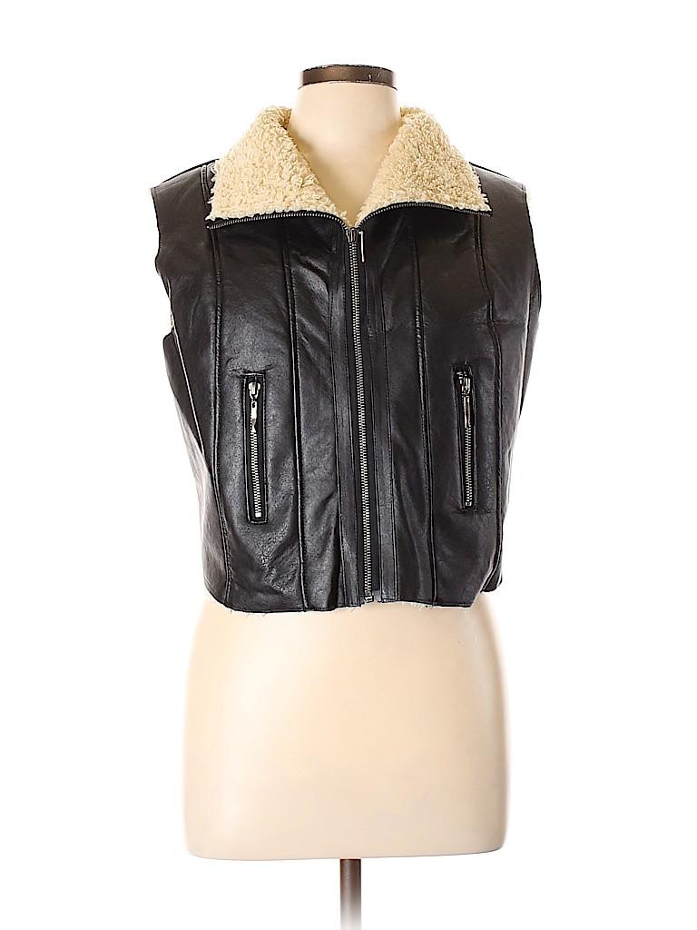 Say What? Women Vest Size XL