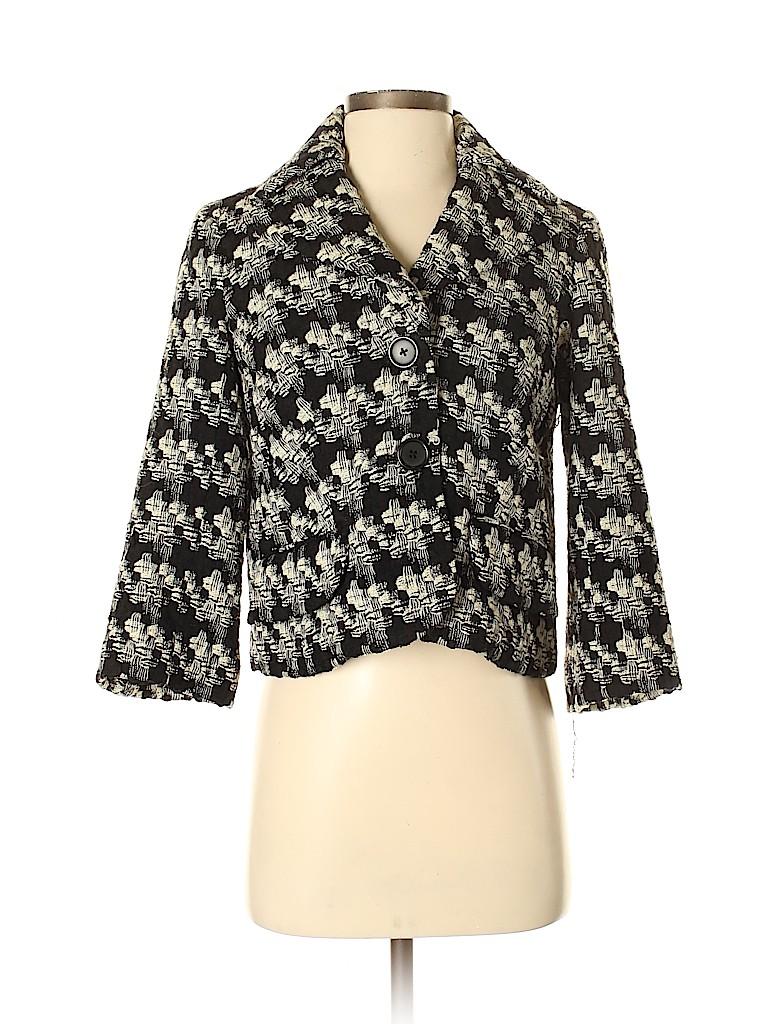 Robert Rodriguez Women Wool Blazer Size 4