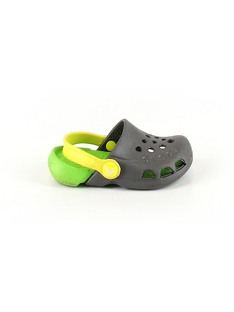 Crocs Boys Sandals Size 6