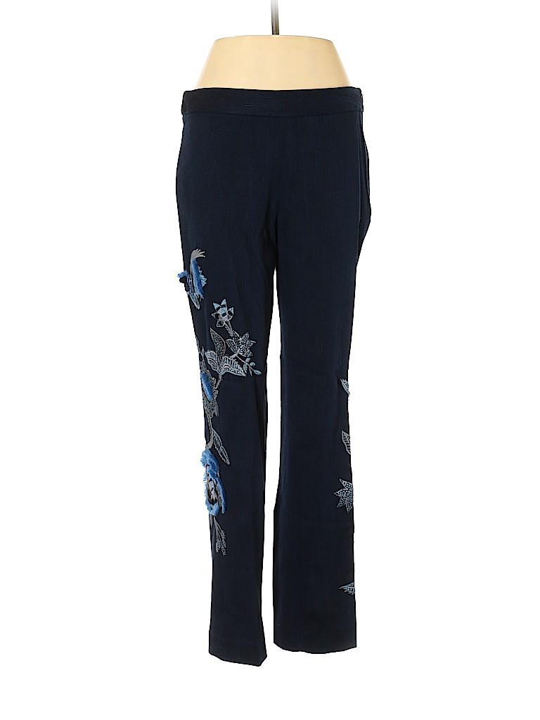 Josie Natori Women Casual Pants Size 4