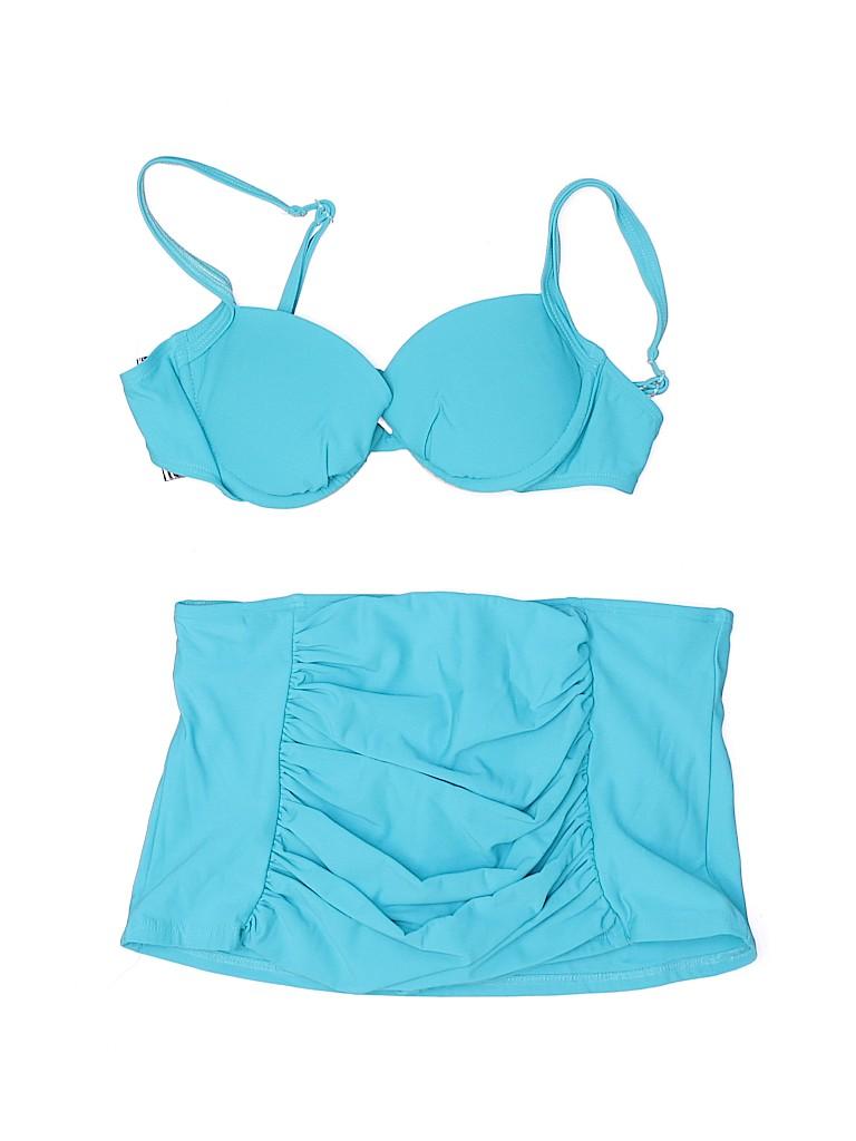 Shape FX Women Two Piece Swimsuit Size 4