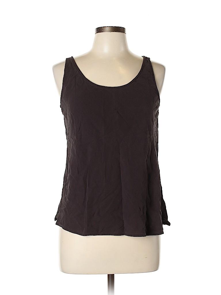 Eileen Fisher Women Sleeveless Silk Top Size M