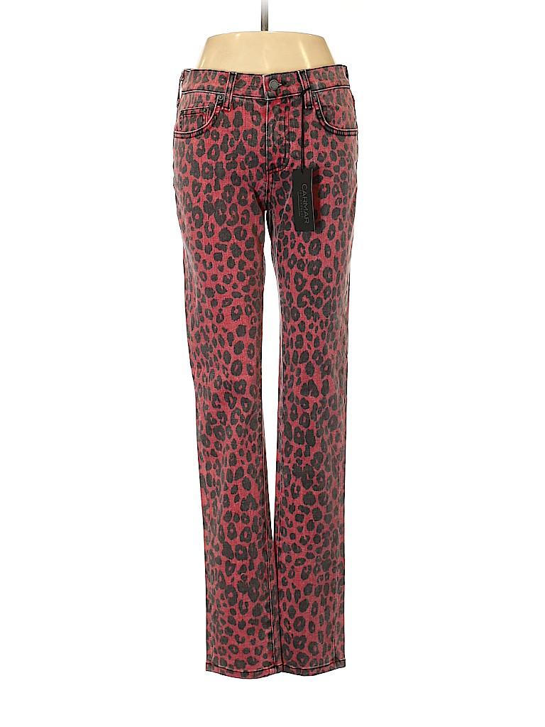 Carmar Women Jeans 28 Waist