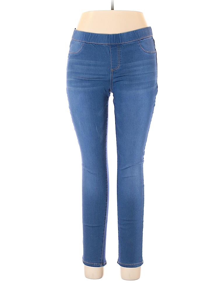 No Boundaries Women Jeans Size 17