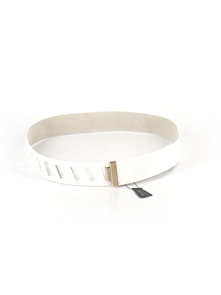 White House Black Market Women Leather Belt Size S