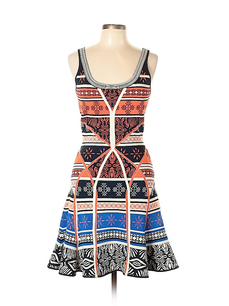 Diane von Furstenberg Women Casual Dress Size M