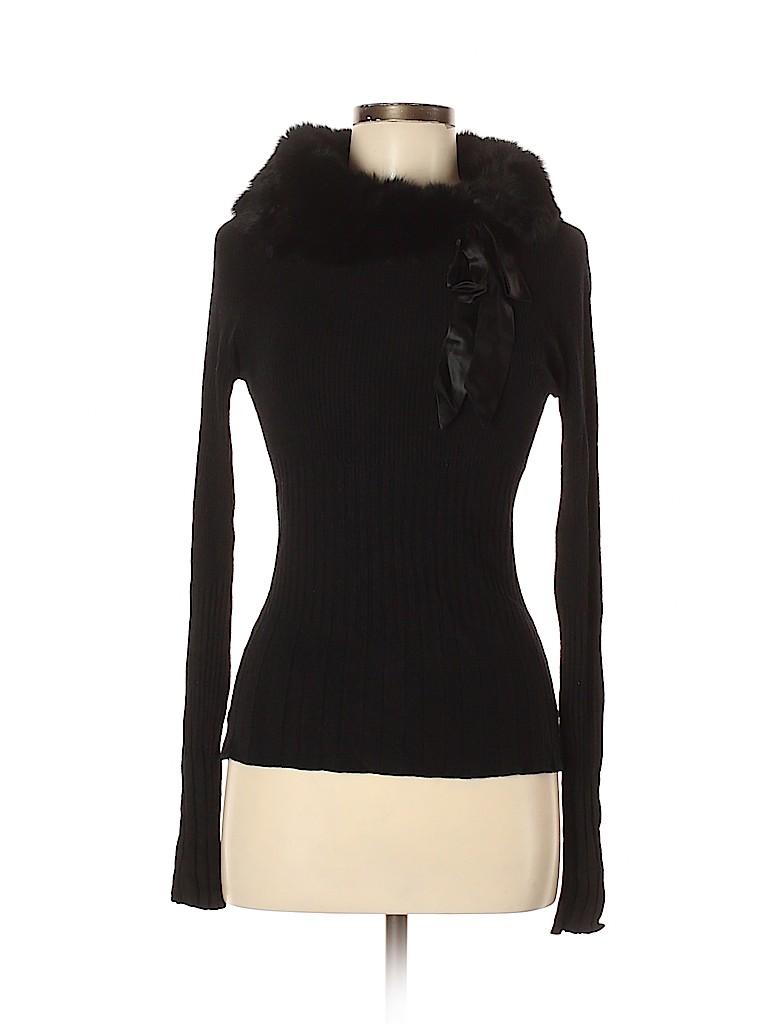 XOXO Women Long Sleeve Top Size M