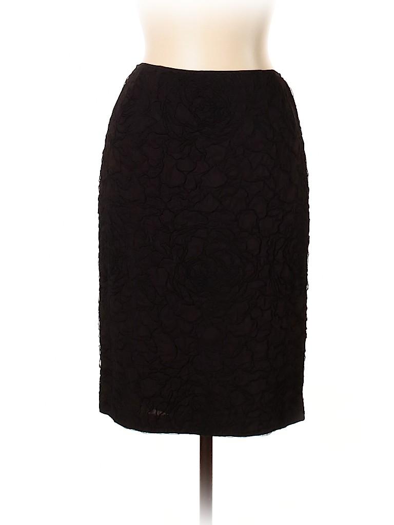 Teri Jon by Rickie Freeman Women Casual Skirt Size 10