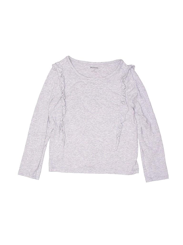 Gymboree Girls Long Sleeve Top Size 5/6