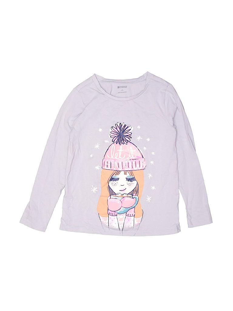 Gymboree Girls Long Sleeve T-Shirt Size 5/6