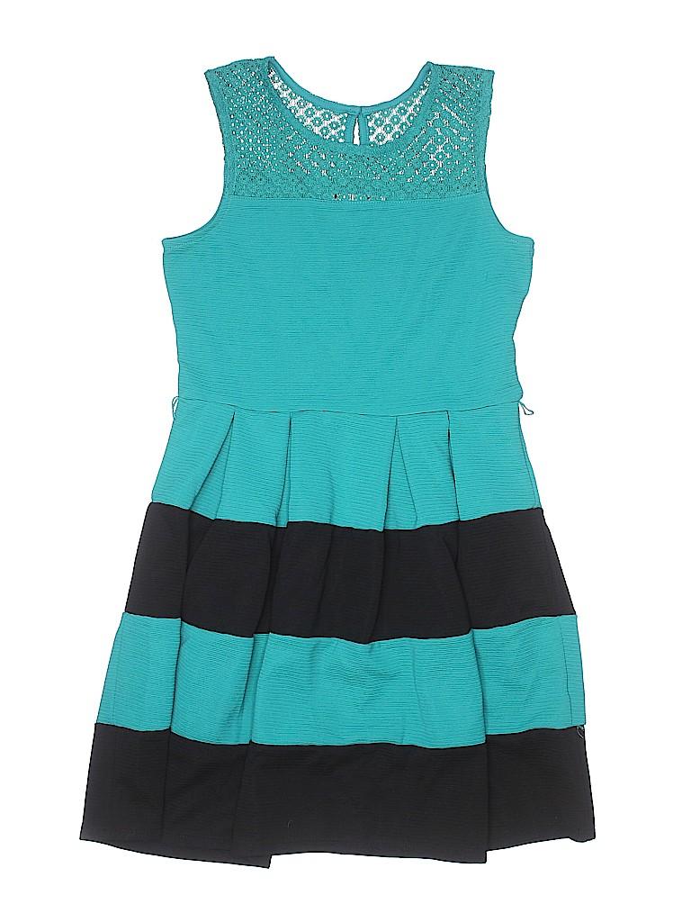 Knit Works Girls Dress Size 14