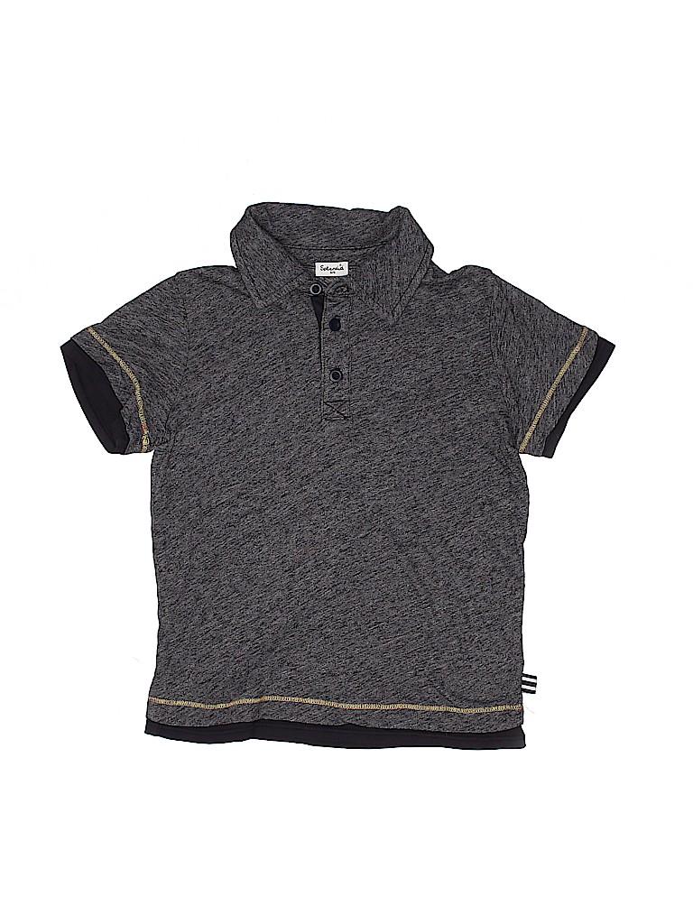 Splendid Boys Short Sleeve Polo Size 5 - 6
