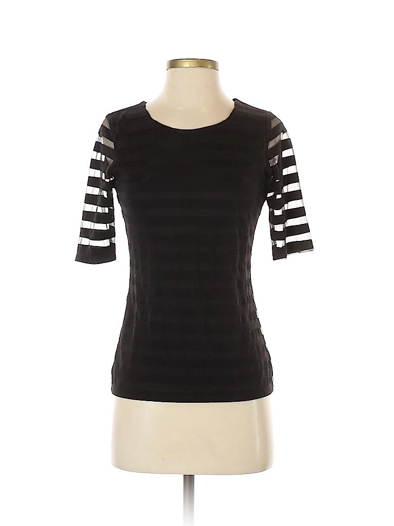 Sunday in Brooklyn Women Short Sleeve Top Size XS