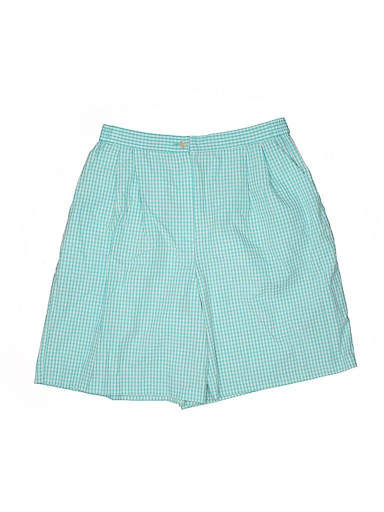 Koret Women Khaki Shorts Size L